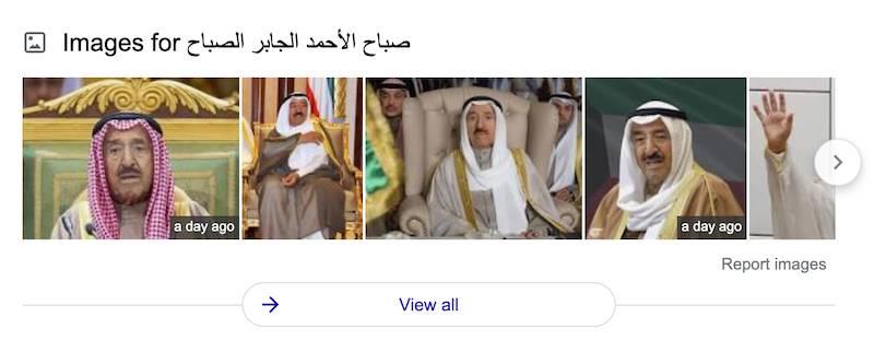 حزمة الصور في نتائج بحث جوجل
