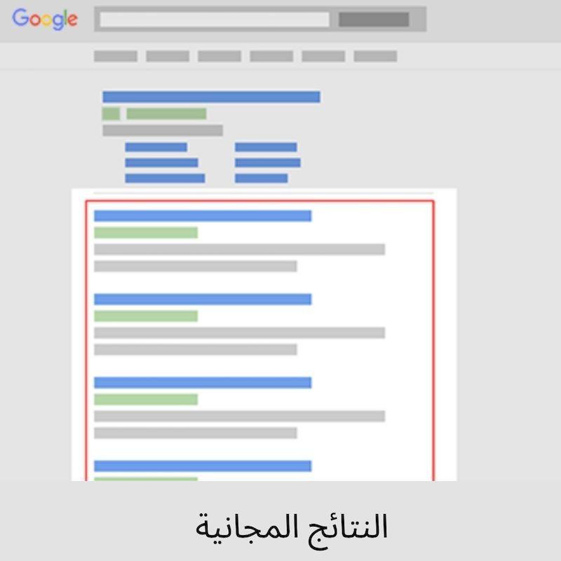 نتائج بحث جوجل المجانية